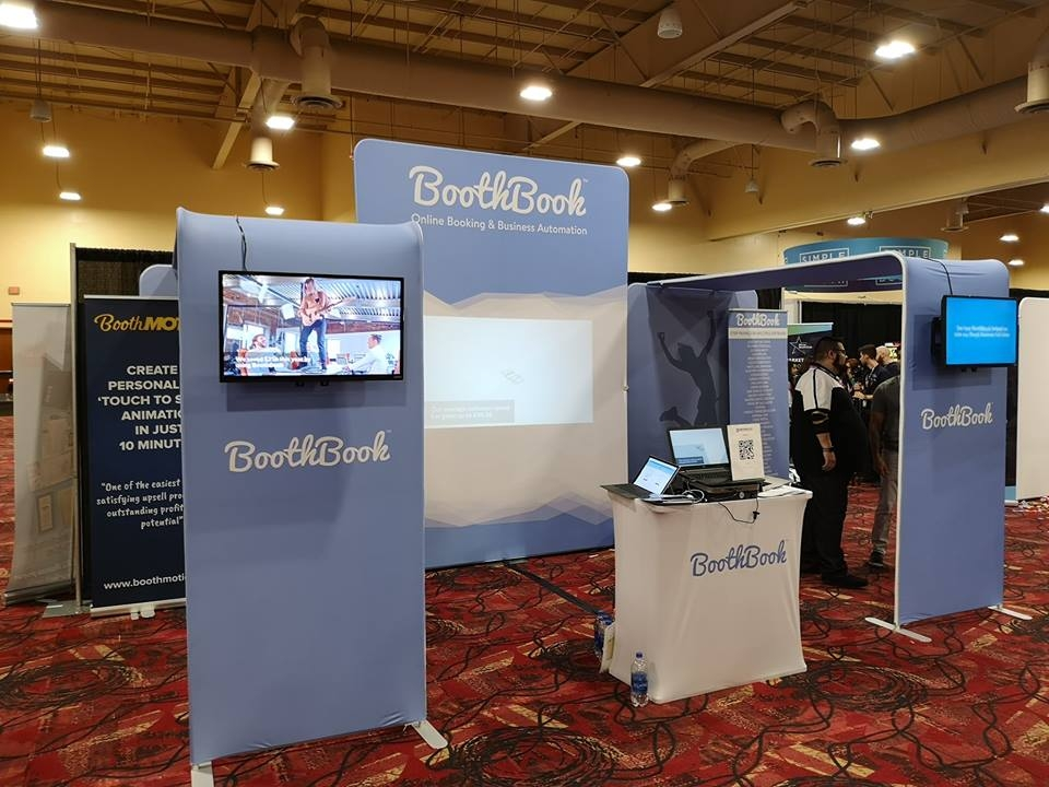 Photo Booth Expo 2019 - BoothBook - Adept Photo Booths Perth