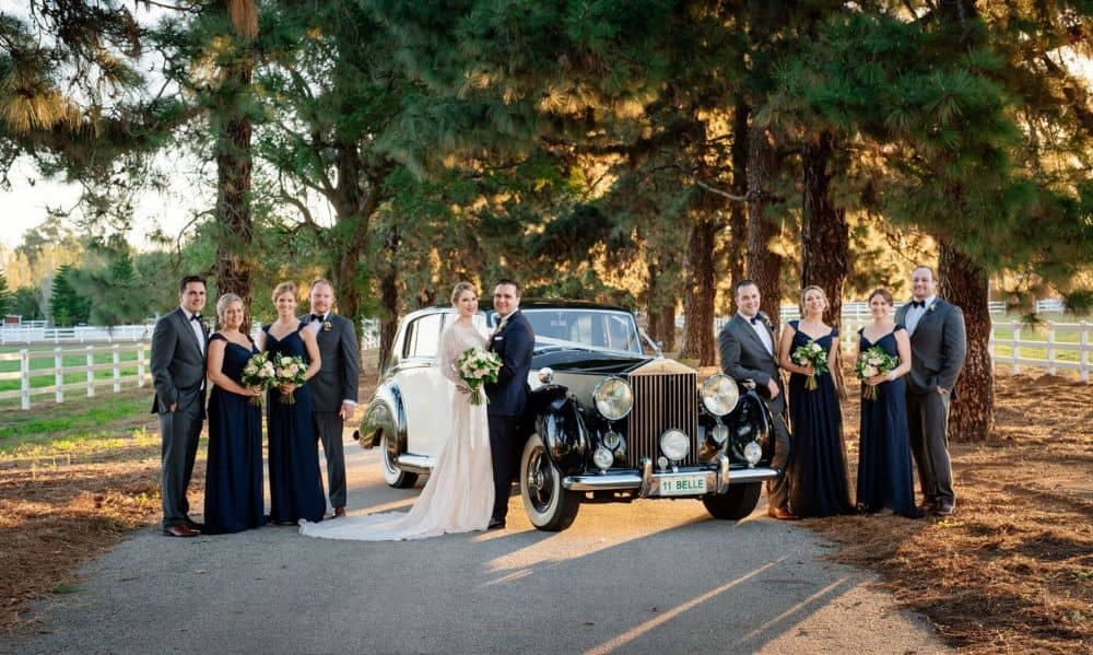 If you opt for a classic and rustic wedding theme, Belvoir Homestead would be the perfect choice.