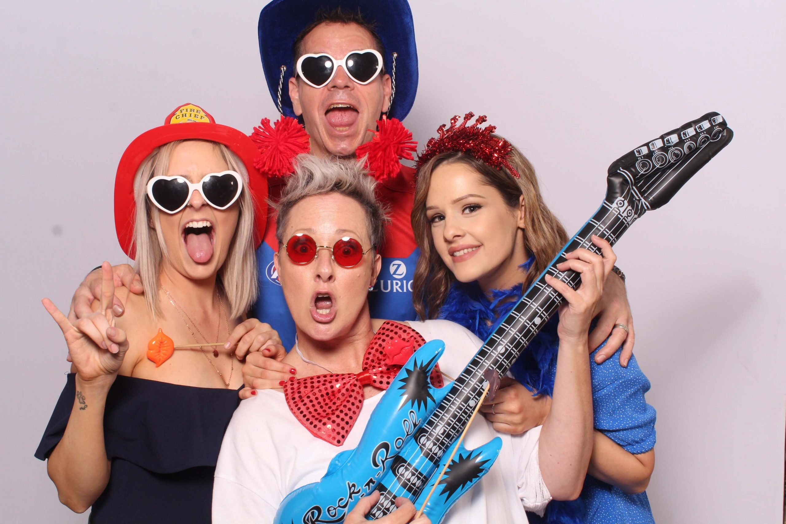 A photobooth hire doesn't have to be complicated.