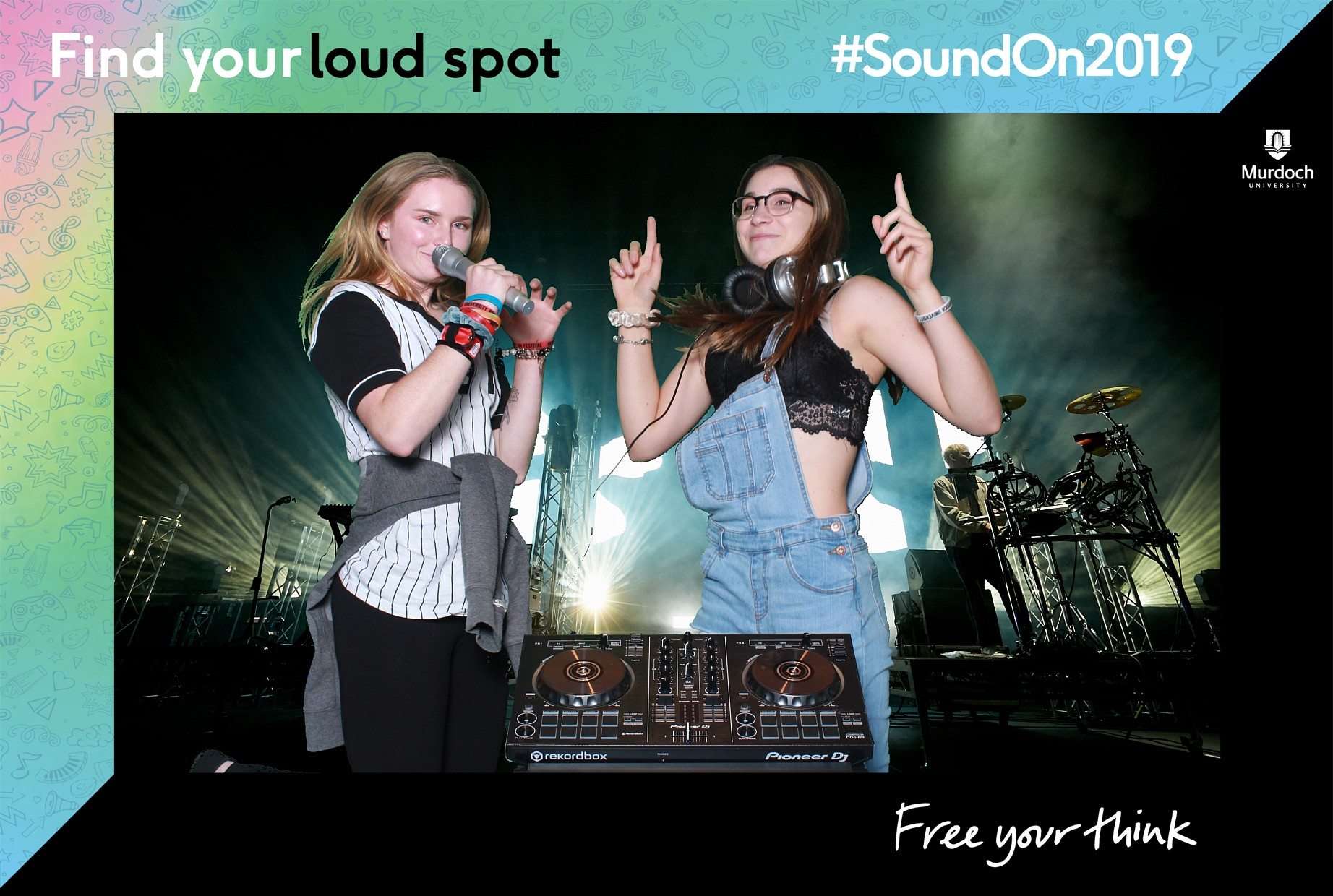 Green Screen Photo Booth - Sound On 2019