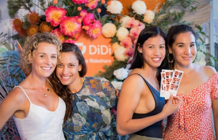 A photo booth alone can be fun, but you can make it more special with add-ons.