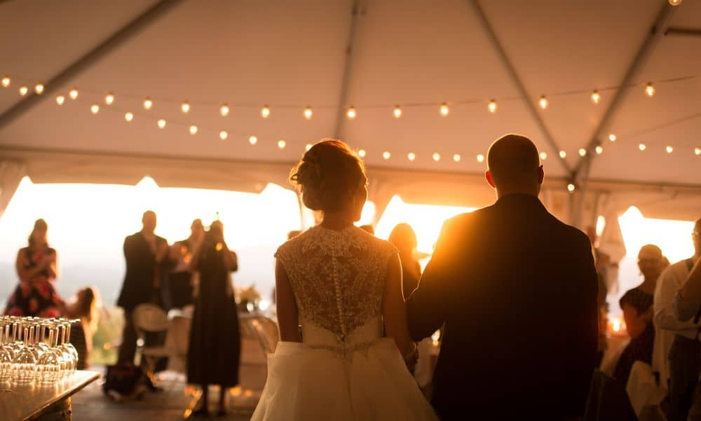 For wedding celebrations, the couple should be the highlight and creating memories is a must.